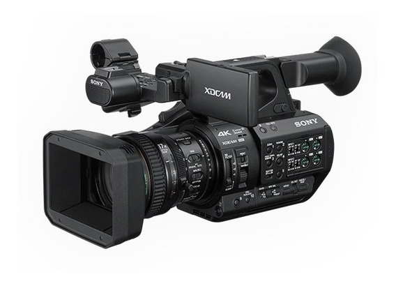 Sony Pxw-z190 4k Revenda Autorizada Sony