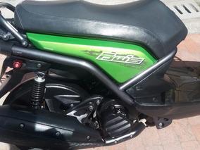 Yamaha Bws At 125cc 2013