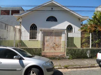 Terreno Residencial À Venda, Rudge Ramos, São Bernardo Do Campo - Te4429. - Te4429