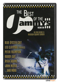 The Best Of The Jammys Vol 1 Pelicula Dvd