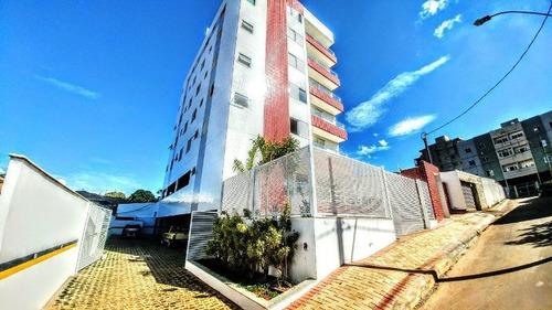 Lindo Apartamento Novo No Centro De Lagoa Santa - 2858
