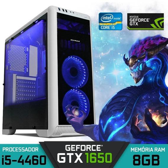 Computador Gamer Intel Core I5 Geforce Gtx 1650 Hd 1tb Win10