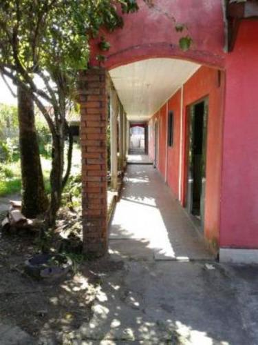Casa Boa Para Pousada No Jd Umuarama Em Itanhaém - 2360  npc