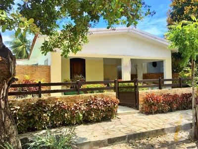 Casa Residencial À Venda, Camboinha, Cabedelo. - Ca1389