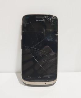 Celular Nextel Huawei Y340*obs Tela Quebrada