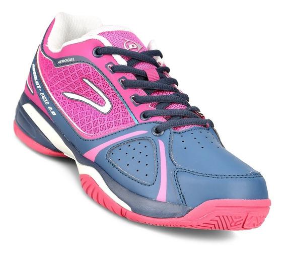 Zapatillas Mujer Dunlop Absolut Pro Tenis / Padel Oferta!!!