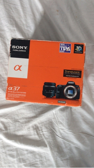 Câmera Sony A37
