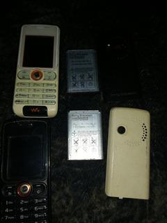 Celulares Sony W200