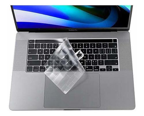 Funda Para Teclado Ultradelgada Macbook Pro De 16 Pulgadas