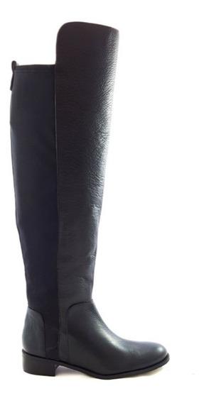 Bota Feminina Montaria Capodarte Cano Alto Over The Knee Com Lycra 4011477