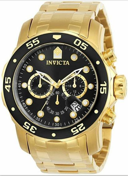 Relógio Invicta 0072 Pro Diver Original 5 Anos De Garantia