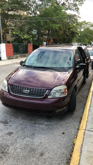 Ford Freestar Limited 2006