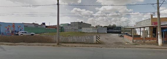 Terreno Comercial Para Locação, Jundiapeba, Mogi Das Cruzes. - Te0020