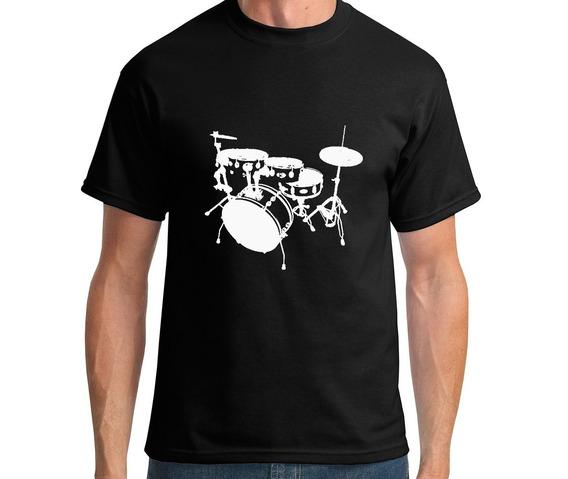 Camiseta Bateria Masculino