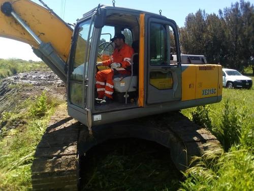 Excavadora Xcmg Xe215 C