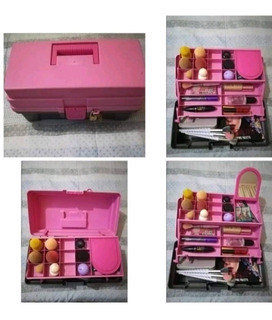 Caja Organizadora Rosa