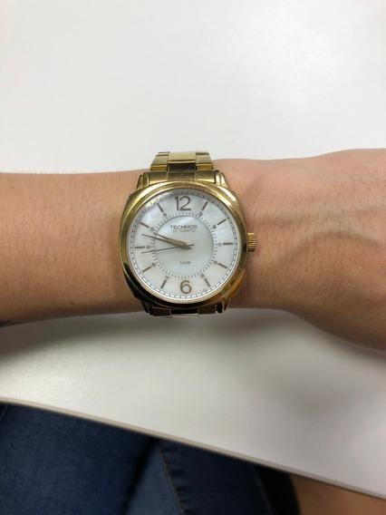 Relógio Technos Feminino Elegance St. Moritz 2035