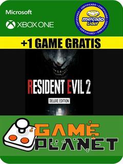 Resident Evil 2 Deluxe - Xbox One - Online/offline
