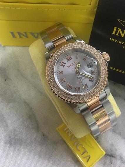 Relógio Invicta Angel Feminino Edição Limitada Prova D