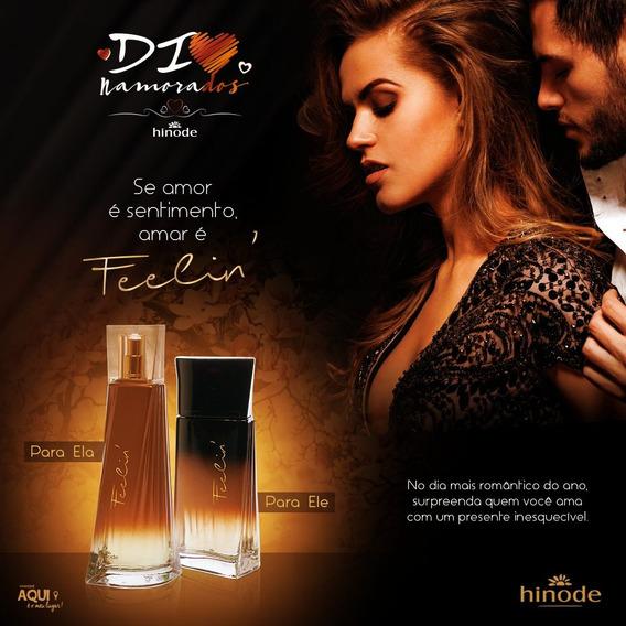 Feelin Perfume Hinode Ele Ou Ela