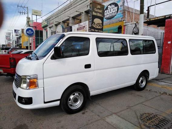 Nissan Urvan Doble Aire 15 Psjero