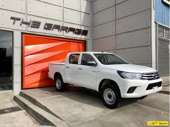 Toyota Hilux Dlx 2020