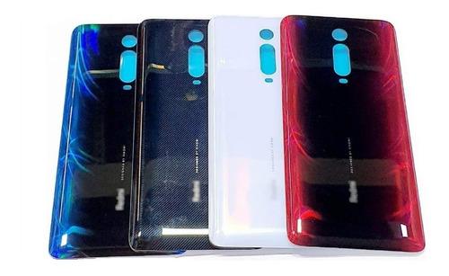 Tampa Traseira P/ Xiaomin Mi 9t K20 Mi 9t Pro Carcaça Vidro