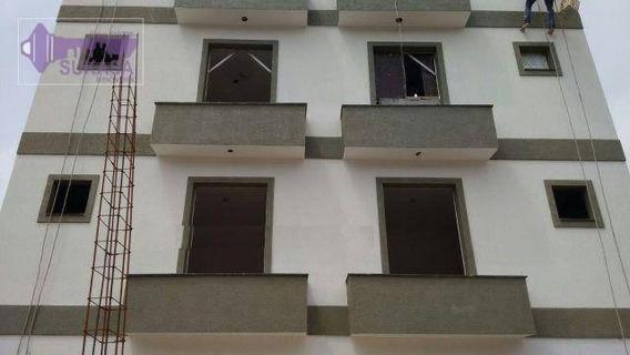 Cobertura Com 2 Dormitórios À Venda, 46 M² Por R$ 309.000,00 - Vila Eldízia - Santo André/sp - Co0134