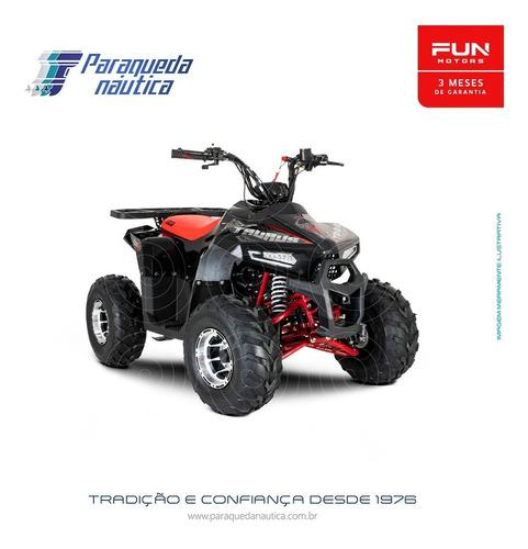 Imagem 1 de 15 de Atv Fun Motors Taurus 110