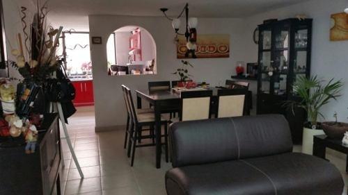 Bonita Casa Duplex Lista Para Habitarse En Atizapan