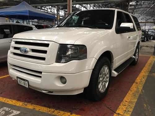 Ford Expedition Limited Aut Ac Qc Dvd 2009