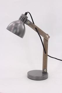 Velador Escritorio Fiona Ch C/ Lamp. 8w V/colores Led Candil