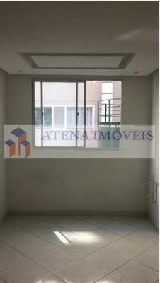 Apartamento Com 2 Dormitórios Para Alugar Por R$ 1.400/mês, Prox. Colegio Pm, Centro - Guarulhos/sp - Ap1569