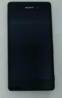 Sony Xperia E2306 M4 Aqua 16gb Preto C/ Defeito S/ Garantia
