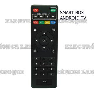 Control De Conversor Tv Box Android Sin-931
