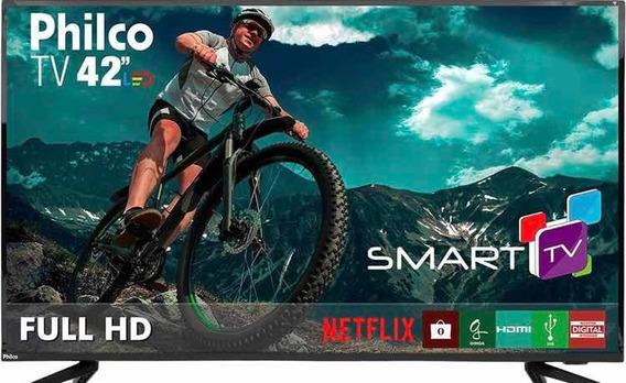 Tv Philco Smart 42 Semi Nova.