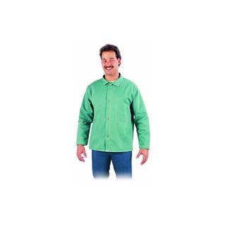 Steel Grip Gs16750-xl Verde Durable Chaqueta De Satén De Alg