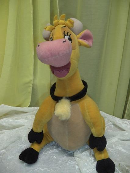 Vaca Em Pelucia-grace -filme Disney Nem Q A Vaca Tussa