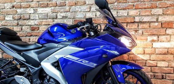 Yamaha - Yzf R3 - 10.199km - 2018
