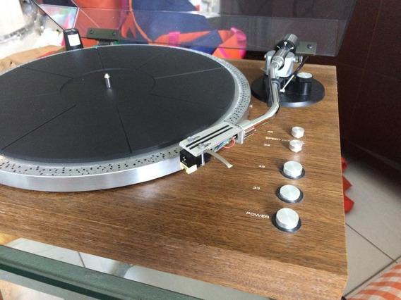Toca Discos Yamaha Yp-d3 Direct D. Shure M55e Techinics B&w