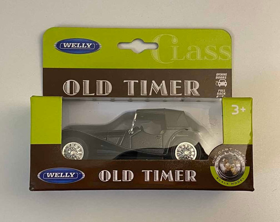 Welly Old Timer Classic Ss Jaguar 100