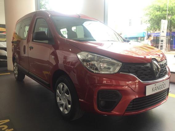 Nueva Renault Kangoo Life 1.6 0km 2019 Tasa 0% Cuota Fija Jl