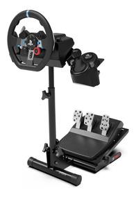 Suporte P/ Volante Logitech G29 Simulador Cockpit Extreme