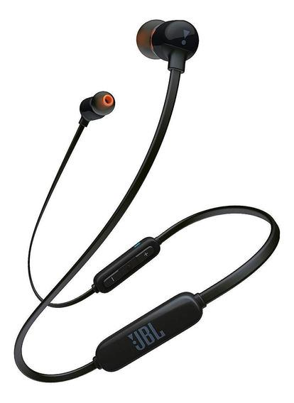 Fone De Ouvido Jbl T110 Bt Bluetooth Preto