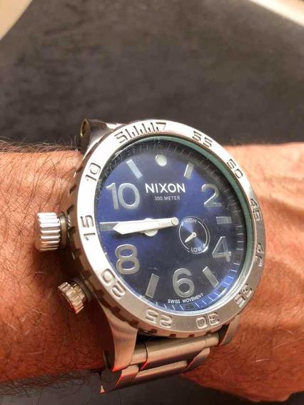 Relógio Nixon 51-30, Original, Usado, (sem Bateria)