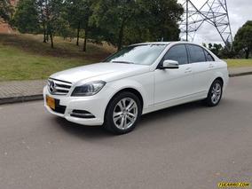 Mercedes Benz Clase C C200 Cgi