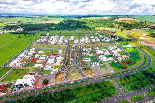 Terreno Em Condomínio À Venda, 360 M² Por R$ 350.000 - Condomínio Bella Città - Ribeirão Preto/sp - Te1751