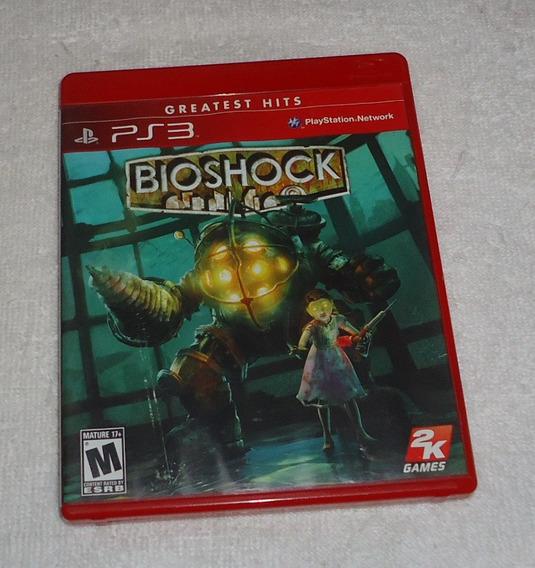 Bioshock Ps3 * Frete Gratis