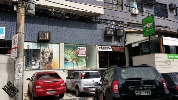 Loja Alugar Frente De Rua E Perini Da Pituba, 57m² - Lj00034