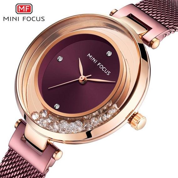 Relógio Mini Focus 0254